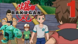 Bakugan: Battle Brawlers (Wii) Part 1: Bakugan Brawl!(Bakugan: Battle Brawlers (Wii) Part 1: Bakugan Brawl! Let's Play Lets Play Playthrough Walkthrough My Twitch: www.twitch.tv/youngster_skaymore My Twitter: ..., 2015-05-09T01:18:42.000Z)