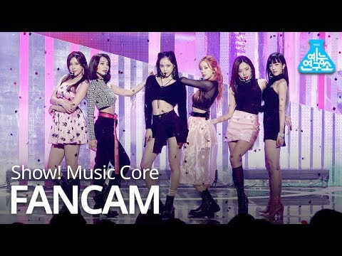 [예능연구소 직캠] APINK - Eung Eung, 에이핑크 - %%(응응) @Show Music core 20190112