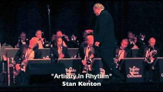 """Toledo Jazz Orchestra - """"Artistry In Rhythm"""""""