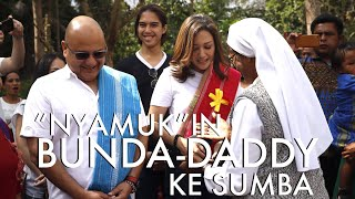 #ELVLOG8 Nyamuk-in Bunda Daddy ke Sumba!