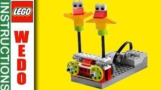 lego wedo instruction 2016  dancing birds 9580| Лего студия в Броварах | education