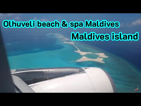 Olhuveli beach & spa Maldives 2018