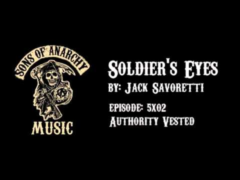 Soldier's Eyes - Jack Savoretti | Sons of Anarchy | Season 5