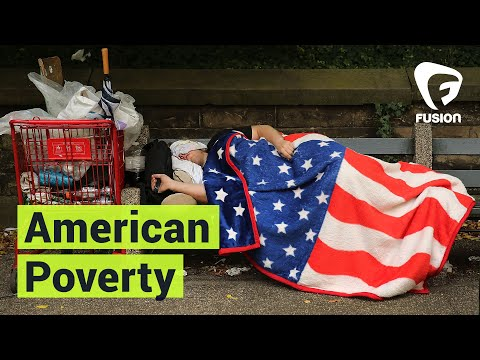 How Many Americans Live in Poverty?
