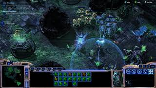 StarCraft II: Wings of Liberty Campaign Mission 11 - A Sinister Turn