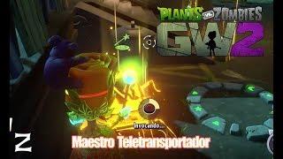 Maestro Teletransportador - Plants vs Zombies Garden Warfare 2
