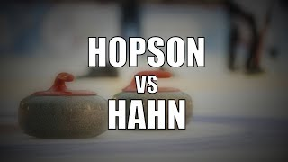 2019 ONT Mixed Doubles Champs - Hopsin vs Hahn