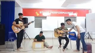 Kính vạn hoa acoustic
