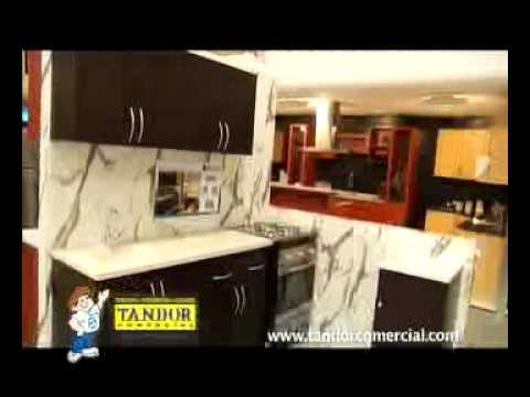 Casa ideal tandor tiene los muebles para tu cocina youtube - Muebles para apartamentos ...