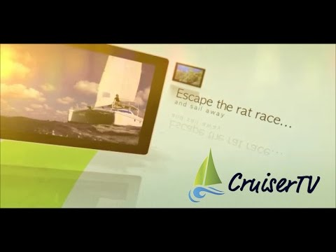 CRUISERTV EP#1: Sailing Isla Mujeres, electric motors,  Kuna