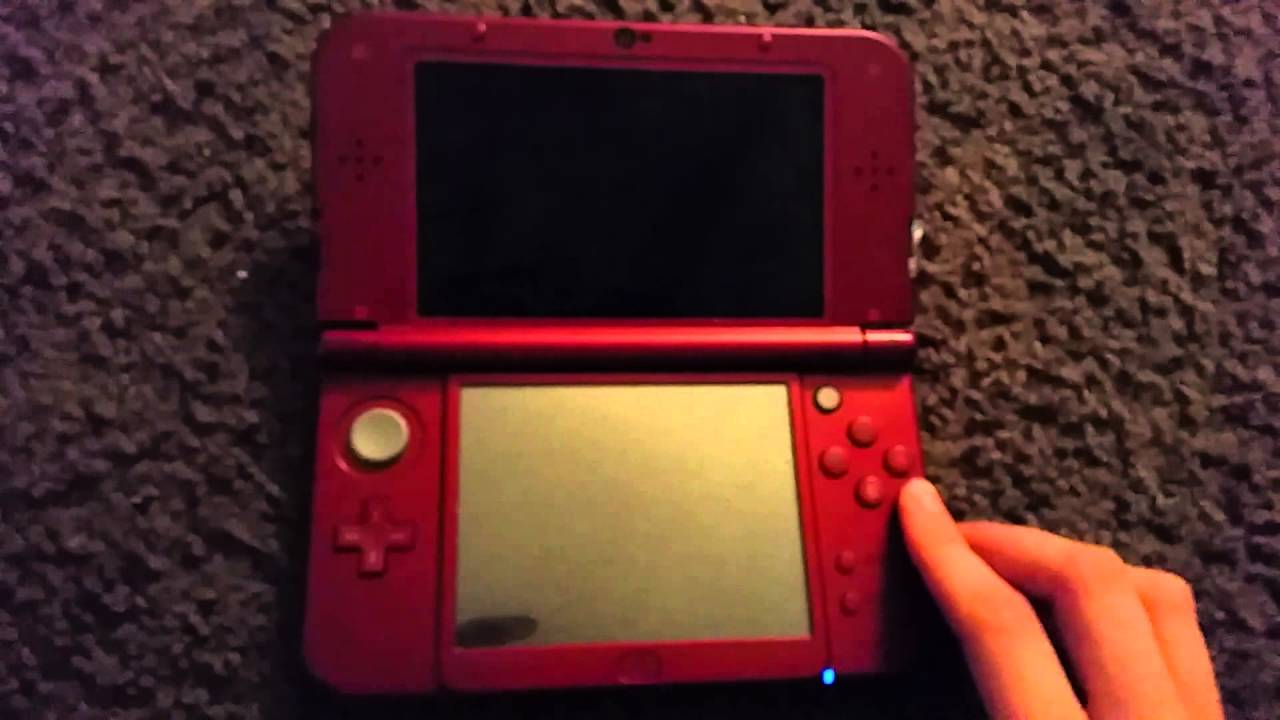 Bricked New 3DS XL Console