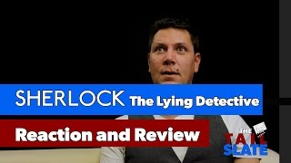 Sherlock The Lying Detective - Reaction and Review