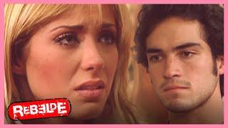 Rebelde: ¡Mía duda de la inocencia de Miguel! | Escena C258-C259  | Tlnovelas