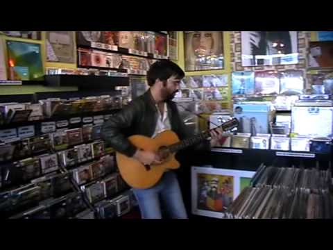 Nathan Persad - Casbah Records Instore Gig - 2013