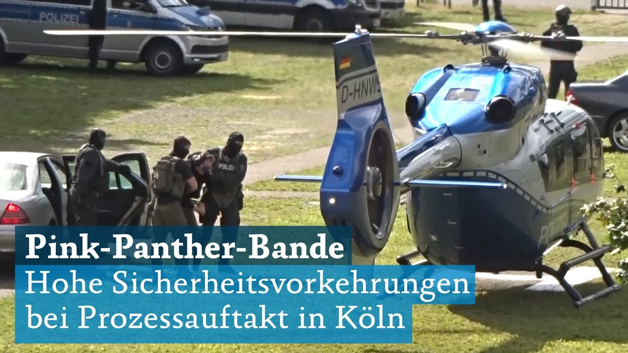 pink panther bande # 73