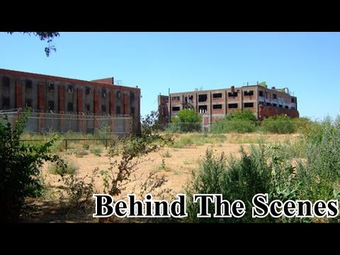 Fort Worth Abandoned Slaughterhouse - The Rise Behind The Scenes