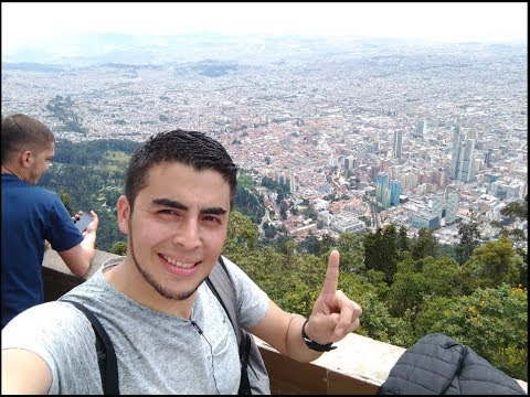 Subiendo Monserrate !!