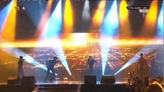 Big Time Rush Live VIVA Comet 2011 HQ