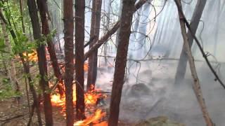 видео Огнетушитель ранцевый Ермак