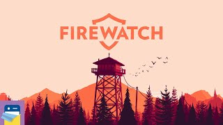 Firewatch: Switch Gameplay Part 1 (by Campo Santo)