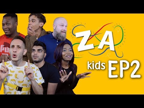 Can you name the 11 Official languages in South Africa? | ZA Kids EP 2 S1