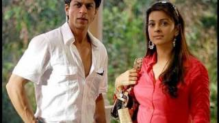 Shahrukh Khan and Juhi Chawla are more then just friends