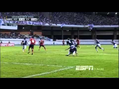 Clube do Remo 3 x 0 Flamengo(RJ) - Copa do Brasil Sub- 20