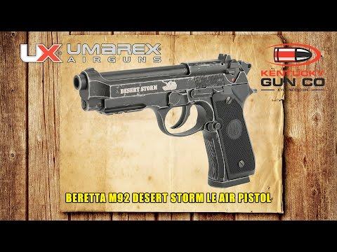 Umarex Beretta M92 Desert Storm Limited Edition Air Pistol