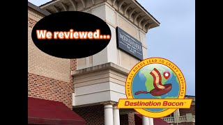 We reviewed.....Moonshiners Bar & Grill in Braselton, Georgia!