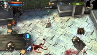 Dungeon Hunter 4 - Live Gameplay + erste Eindrücke [Android] [Deutsch]
