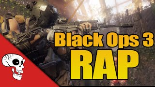 "Call of Duty: Black Ops 3 Rap by JT Machinima and Rockit Gaming feat. LaidySlayer - ""Line of Duty"""