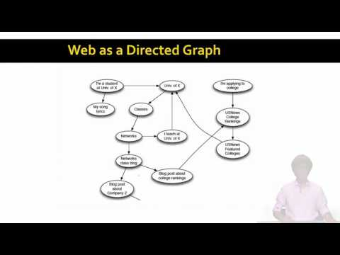 Lecture  5 — Link Analysis and PageRank | Stanford University