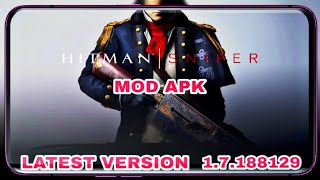 HITMAN SNIPER !! 1.7.188229 !! MOD APK !! UNLIMITED MONEY !! DOWNLOAD NOW !! MY ANDROID PHONE