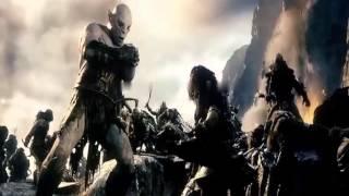 The Hobbit - Battle Of Moria - Thorin Vs Azog [HD]