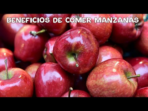 Beneficios de comer manzanas - Reduce colesterol