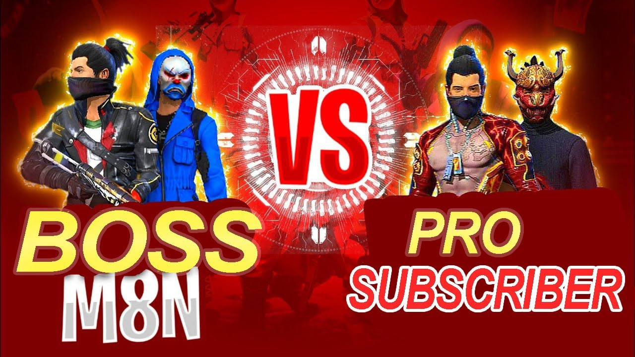 M8N and BOSS VS Pro Subscribers