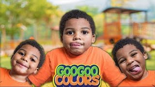 Where Are Your Twin Brothers Goo Goo Gaga? (Counting To 5 with Goo Goo Mom)