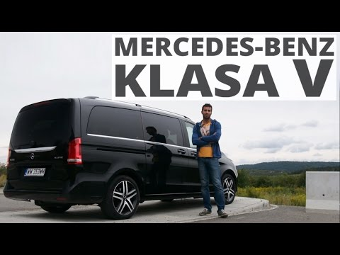 Mercedes Benz Klasy V 250 BlueTEC 190 KM, 2014 test AutoCentrum.pl 130