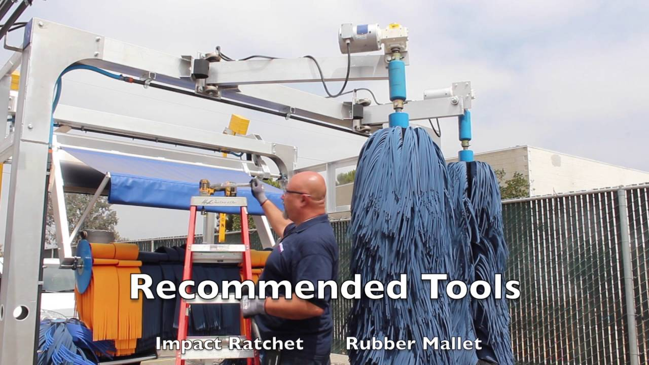 Ns wash equipment how we adjust our automatic car wash brushes ns wash equipment how we adjust our automatic car wash brushes solutioingenieria Choice Image