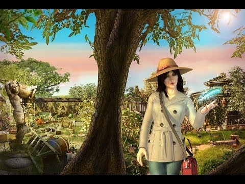 HIDDEN MEMORIES OF A BRIGHT SUMMER - TRAILER US - PC MAC IOS ANDROID - MICROIDS GAMES FOR ALLoucle