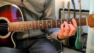 Tracy Chapman | Baby Can I Hold You | Guitar Cover HD