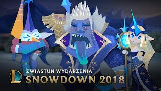 Dzień przed Snowdown | Zwiastun wydarzenia Snowdown 2018 — League of Legends