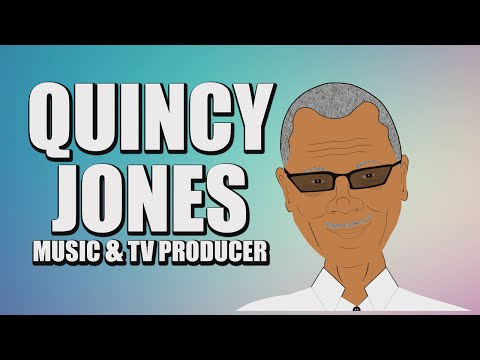 Quincy Jones (Documentary) Black History Month (Educational Videos For Students)
