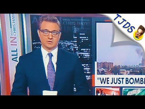 MSNBC Covers Saudi Massacre Of Yemen Children