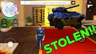NO LIFE #25 - STEALING APC FROM MILITARY BASE | Gangstar New Orleans