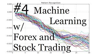 Percent Change: Machine Learning for Automated Trading in Forex and Stocks Part 4