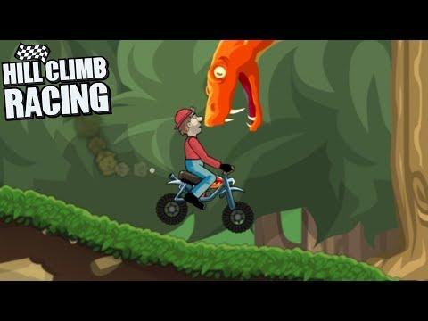 Hill Climb Racing - MINI BIKE on JUNGLE | GamePlay Android |