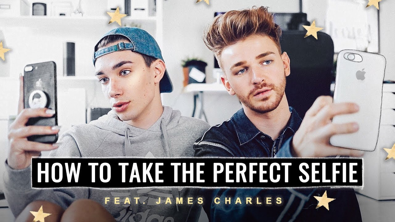 Look - How to perfect the take selfie 2 video