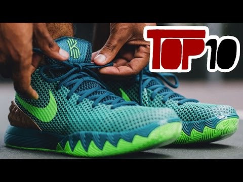 Top 10 Most Popular Shoes In The NBA