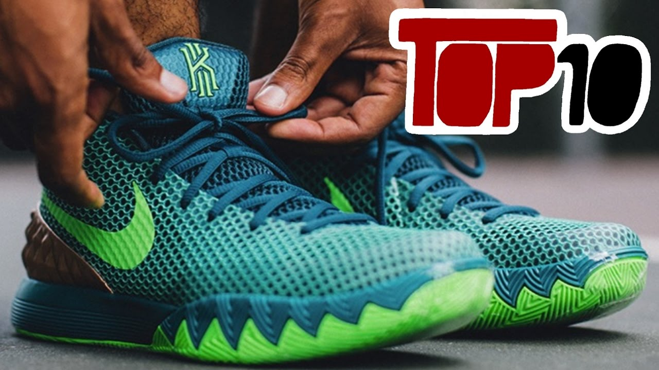 041cc5dcfc0 Top 10 Most Popular Shoes In The NBA - YouTube
